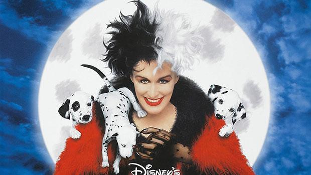 كرويلا على أحد ملصقات فيلم التسعينيات